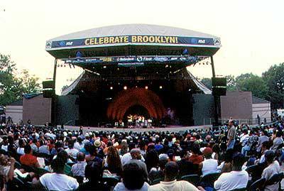 NEW YORK NIGHT TRAIN » Blog Archive » Prospect Park Bandshell