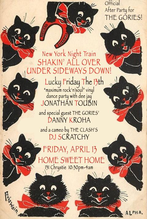 NEW YORK NIGHT TRAIN